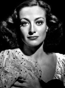 """My idea of a movie star is Joan Crawford, who can chew up two directs and three producers before lunch."" -- Shelley Winters of Joan Crawford (Photo by: George Hurrell)"