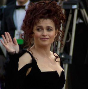 """I think my mouth just opens, and I spontaneously say things that occur to me.""  -- Helena Bonham Carter (Photo by: David Torcivia)"