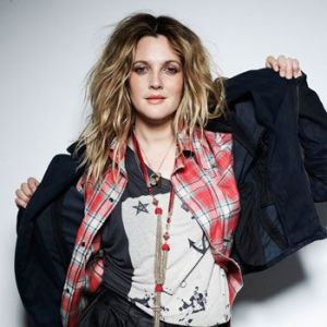 Drew Barrymore:  She has the look. She's the one.